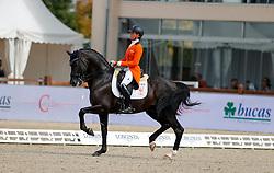 Cornelissen Adelinde, NED, Governor Str<br /> European Championship Dressage - Hagen 2021<br /> © Hippo Foto - Dirk Caremans<br /> 11/09/2021