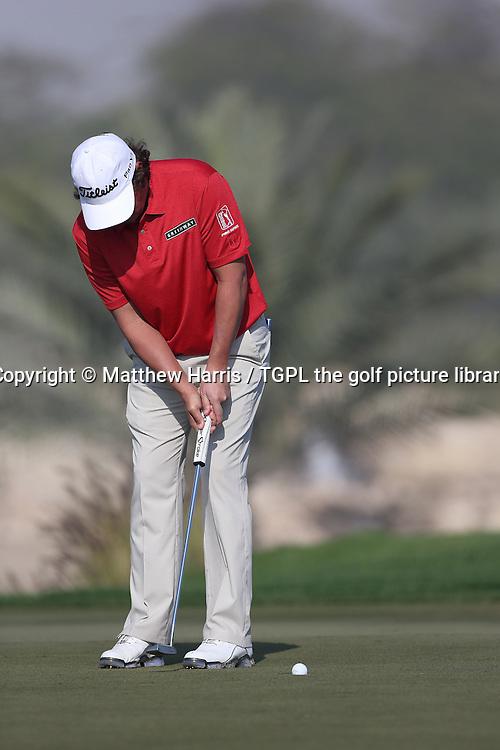 Jason DUFNER (USA) during first round Commercialbank Qatar Masters 2014,Doha Golf Club,Doha,Qatar.