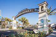 Lantern District Dana Point Gateway Arch