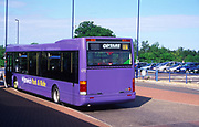 AT5BX5 Ipswich park and Ride bus Suffolk England