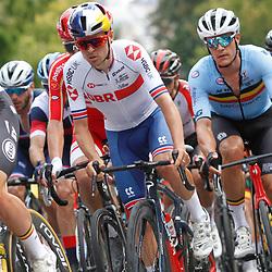 LEUVEN (BEL): CYCLING: SEPTEMBER 26th: Elite Men: Thomas Pidcock