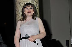 LISSA HERMANS at the 50th birthday party for Jonathan Shalit held at the V&A Museum, London on 17th April 2012.