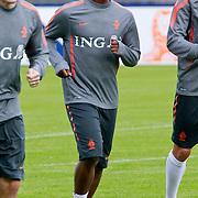 NLD/Katwijk/20110808 - Training Nederlands Elftal voor duel Engeland - Nederland, Eljero Elia