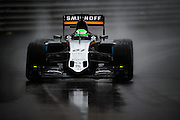May 25-29, 2016: Monaco Grand Prix. Nico Hulkenberg (GER), Force India