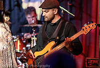 The Alexis P. Suter Band at The Extended Play Sessions - Fallout Shelter in Norwood MA on February 15, 2020.
