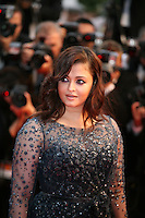 Aishwarya Rai at the Cosmopolis gala screening at the 65th Cannes Film Festival France. Cosmopolis is directed by David Cronenberg and based on the book by writer Don Dellilo.  Friday 25th May 2012 in Cannes Film Festival, France.