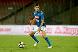 August 10, 2017 - Naples, Naples, Italy - Jorginho of SSC Napoli during the Pre-season Frendly match between SSC Napoli and RCD Espanyol at Stadio San Paolo Naples Italy on 10 August 2017. (Credit Image: © Franco Romano/NurPhoto via ZUMA Press)