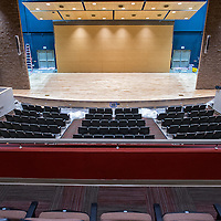 113013       Cable Hoover<br /> <br /> The new state-of-the-art concert hall at the Grants Performing Arts Center will have a grand opening Dec. 14.