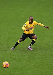 27 November 2016 - Premier League - Watford v Stoke City - Odion Ighalo of Watford - Photo: Marc Atkins / Offside.