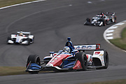 April 5-7, 2019: IndyCar Grand Prix of Alabama, Tony Kanaan, A.J. Foyt Enterprises