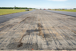 Taxiway 'J, S, U' Rehabilitation at Bradley International Airport. CT DOT Project # 165-481. Progress Construction View, Submission Two, Construction Progress, June 17, 2015.