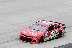 October 5, 2018 - Dover, DE, U.S. - DOVER, DE - OCTOBER 05: Ross Chastain driver of the #15  Chevrolet takes a lap during Friday's practice for the Monster Energy NASCAR Cup Series Gander Outdoors 400 on October 05, 2018, at Dover International Speedway in Dover, DE. (Photo by David Hahn/Icon Sportswire) (Credit Image: © David Hahn/Icon SMI via ZUMA Press)