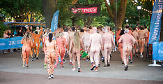 Tiger Run at London Zoo 2017