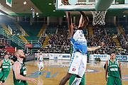 DESCRIZIONE : Avellino Lega A 2015-16 Sidigas Avellino Banco di Sardegna Sassari<br /> GIOCATORE : Christian Eyenga<br /> CATEGORIA : tiro schiacciata<br /> SQUADRA : Banco di Sardegna Sassari<br /> EVENTO : Campionato Lega A 2015-2016 <br /> GARA : Sidigas Avellino Banco di Sardegna Sassari<br /> DATA : 09/11/2015<br /> SPORT : Pallacanestro <br /> AUTORE : Agenzia Ciamillo-Castoria/A. De Lise <br /> Galleria : Lega Basket A 2015-2016 <br /> Fotonotizia : Avellino Lega A 2015-16 Sidigas Avellino Banco di Sardegna Sassari