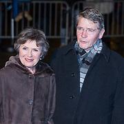 NLD/Scheveningen/20131130 - Inloop concert 200 Jaar Koningrijk der Nederlanden, Piet hein Donner en partner