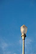 Belo Horizonte_MG, Brasil...Detalhe da lampada publica do Viaduto Santa Tereza em Belo Horizonte, Minas Gerais...The lamp of Santa Tereza overpass in Belo Horizonte, Minas Gerais. ..Foto: BRUNO MAGALHAES / NITRO