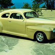 Custom 1941 Pontiac Sedanette