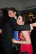 ALEX KOHEN; JAMES POSTON; HELENA KOHEN, THE 35TH WHITE KNIGHTS BALLIN AID OF THE ORDER OF MALTA VOLUNTEERS' WORK WITH ADULTS AND CHILDREN WITH DISABILITIES AND ILLNESS. The Great Room, Grosvenor House Hotel, Park Lane W1. 11 January 2014