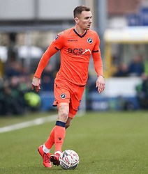 Jed Wallace of Millwall on the ball - Mandatory by-line: Arron Gent/JMP - 16/02/2019 - FOOTBALL - Cherry Red Records Stadium - Kingston upon Thames, England - AFC Wimbledon v Millwall - Emirates FA Cup fifth round proper