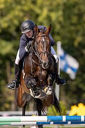 Vermeiren Dieter, BEL, Etoile van de Neerheide Z<br /> Belgian Championship 7years old horses<br /> SenTower Park - Opglabbeek 2020<br /> © Hippo Foto - Dirk Caremans<br />  13/09/2020