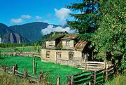 Cohaique Area, Region De Aisen, Patagonia, Chile<br />