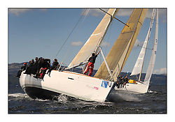 The Brewin Dolphin Scottish Series, Tarbert Loch Fyne...GBR603R  Playing FTSE  CCC First 47.7 Jonathan Anderson.