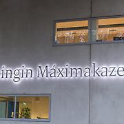 NLD/Amsterdam/20131126 - Koningin Maxima opent kazerne Koninklijke Marechaussee op  Schiphol