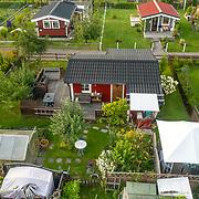 2020 08 25 Trollhättan<br /> Vy bild över Karlsviks kolonilotter <br /> Drönare<br /> <br /> <br /> FOTO JOACHIM NYWALL KOD0708840825<br /> COPYRIGHT JOACHIMNYWALL:SE<br /> <br /> ****BETALBILD****<br />  <br /> Redovisas till: Joachim Nywall<br /> Strandgatan 30<br /> 461 31 Trollhättan<br />  Prislista: BLF, om ej annat avtalats