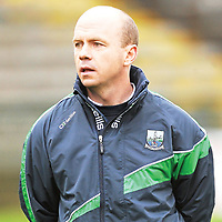 8 January 2012; Fermanagh manager Peter Canavan. Dr. McKenna Cup, Section A, Fermanagh v Antrim, Brewster Park, Enniskillen, Co. Fermanagh. Picture credit: Paul Mohan / SPORTSFILE