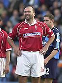 20011027 Wycombe v Swindon, Adam's Park, Wycombe.