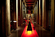 Foyer of the Faena Hotel, Buenos Aires, Federal District, Argentina.