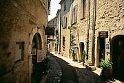 France, Provence, Village of Saint Paul de Vence.