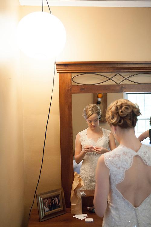 05 October 2012- Katie Wortman and Corey Broman get married.