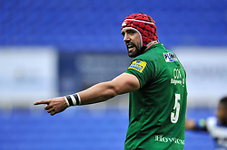 Sean Cox of London Irish - Photo mandatory by-line: Patrick Khachfe/JMP - Mobile: 07966 386802 22/11/2014 - SPORT - RUGBY UNION - Reading - Madejski Stadium - London Irish v Bath Rugby - Aviva Premiership