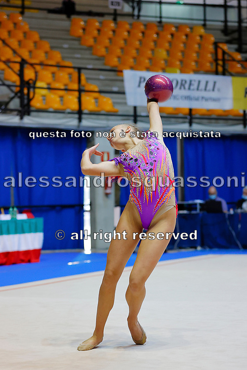 Terza Prova Regular Season Ginnastica Ritmica Serie A2 Desio 15 Ottobre 2020