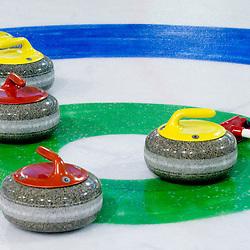 20101219: SLO, Curling - 1st Slovene National Championship