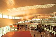 Barcelona, Spain, El Prat Airport, Interior