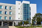 The Gillespie Neuroscience Research Facility on the Campus of the University of California Irvine