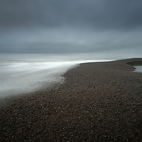 I havent been out since returning from Torridon, suffering from a touch of the winter blues. Was hoping there would be some interesting light the day after Storm Doris. As it turned out it was a fairly grey morning, but Shingle Street is always good for my getting me back in the mood. The shingle banks have all shifted since last time I visited, I love the fact that its always changing here, and you can never just replicate an old composition.