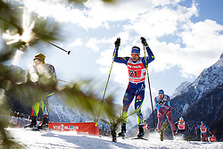 Renaud Jay (FRA) during the Man's team sprint race at FIS Cross Country World Cup Planica 2016, on January 17, 2016 at Planica, Slovenia. Photo by Ziga Zupan / Sportida