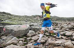 25.07.2015, Rodolfshütte, Uttendorf, AUT, Grossglockner Ultra Trail, 50 km Berglauf, im Bild Matus Vnencak (SVK) // Matus Vnencak of Slovakia during the Grossglockner Ultra Trail 50 km Trail Run from Kals arround the Grossglockner to Kaprun. Uttendorf, Austria on 2015/07/25. EXPA Pictures © 2015, PhotoCredit: EXPA/ Johann Groder