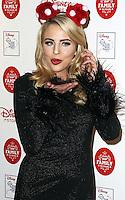 Lydia Rose Bright, Disney Store VIP Christmas Party, The Disney Store Oxford Street, London UK, 03 November 2015, Photo by Brett D. Cove