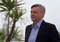 Director Sergei Loznitsa at the Donbass film photo call at the 71st Cannes Film Festival, Wednesday 9th May 2018, Cannes, France. Photo credit: Doreen Kennedy