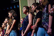 """Performance of Sharon Academy's """"Rock of Ages"""" in Randolph, Vt., on November 17, 2017. Profits from sales to benefit TSA's Annual Fund. Photo by Geoff Hansen)"""
