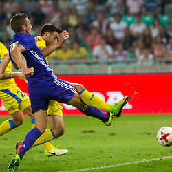 20170817: SLO, Football - UEFA Europa League Qualifications: Domzale vs Marseille
