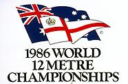 1986 12 Metre Worlds