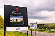 01-05-2018 - Onderweg - Stonehenge, Amesbury, Salisbury, Engeland