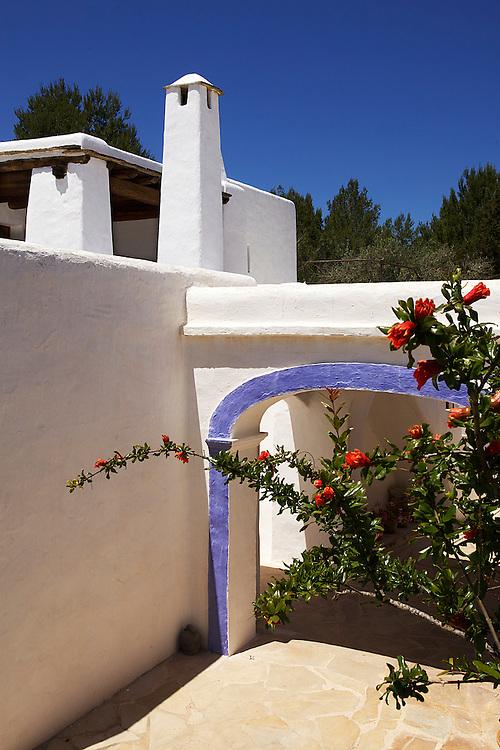 31/Mayo/2013 Ibiza. Sant Joan<br /> Agroturismo Ca n'Escandell. <br /> Arquitectura<br /> <br /> ©JOAN COSTA