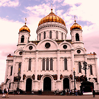 Church, Moscow, Russia by Jem.<br /> <br /> The signature Orthodox Christian church in Moscow, Russia.<br /> <br /> Jem Guanzon, from the Philippines joined Lensational in May 2013. Alongside her job as a domestic worker, she earns extra income as an event photographer for the Embassy of the Philippines in Moscow, Russia, and through selling photos via Lensational.