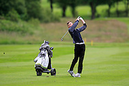 Ross Kelly (Tuam) taking part in the Connacht Boys U18 Open, Roscommon Golf Club, Roscommon, Co Roscommon.<br /> Picture: Golffile \ Fran Cafrey